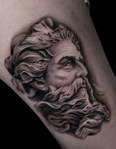 Mad Science Tattoo Den Haag Izaak Nobel Nine realisme